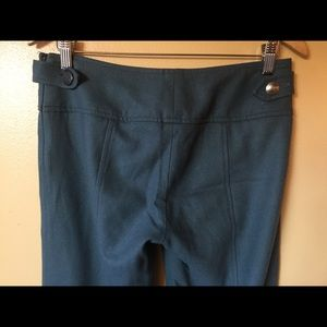 Anthropologie Pants - Sanctuary Anthropologie Wool blend blue trousers